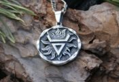 Buy viking necklace on online
